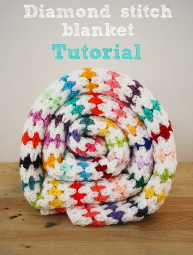Free Crochet Throw Patterns {DIY Goodness} - EverythingEtsy.com