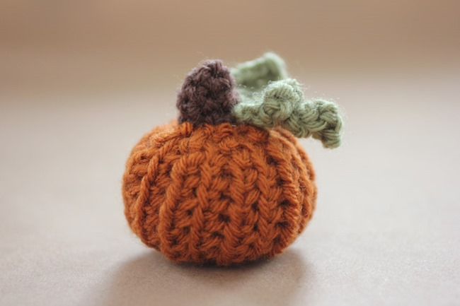 Fall crochet patterns - free - pumpkin