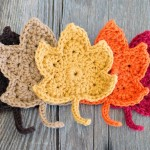 DIY Fall Crochet Patterns {7 Free Designs}