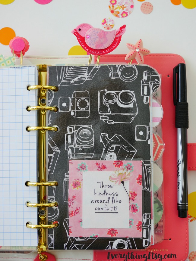 Custom Planner Pages on EverythingEtsy.com