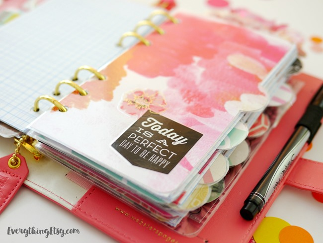 Planner Ideas and Inspiration on EverythingEtsy.com