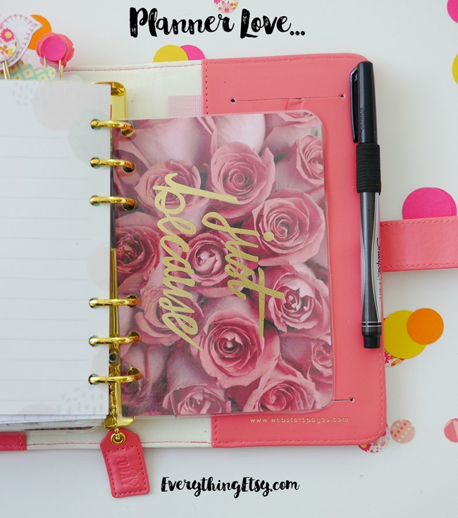 Planner Love - Ideas and Inspiration - EverythingEtsy.com