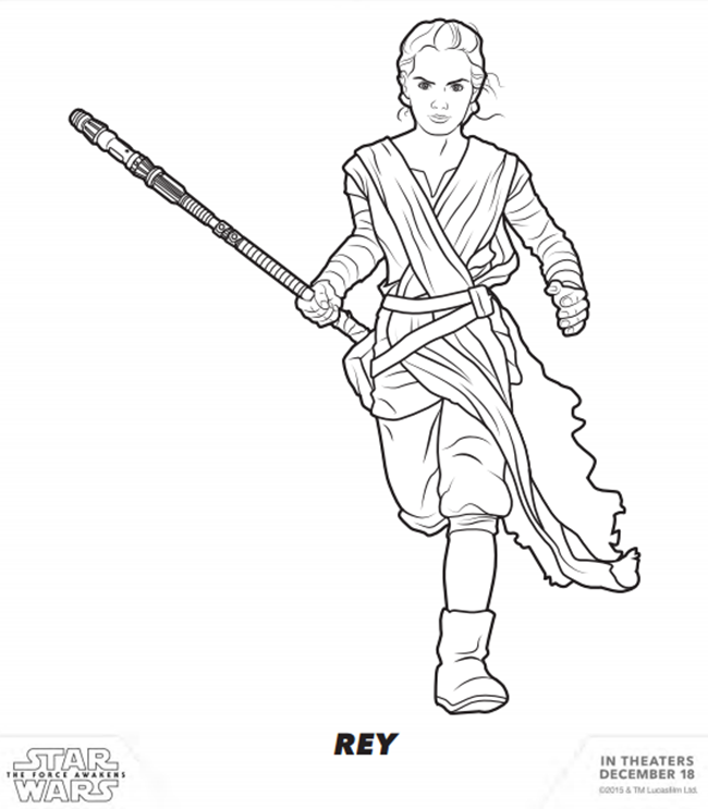 Magic image within star wars coloring pages printable