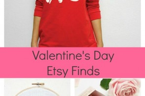 Valentine's Day Etsy Finds