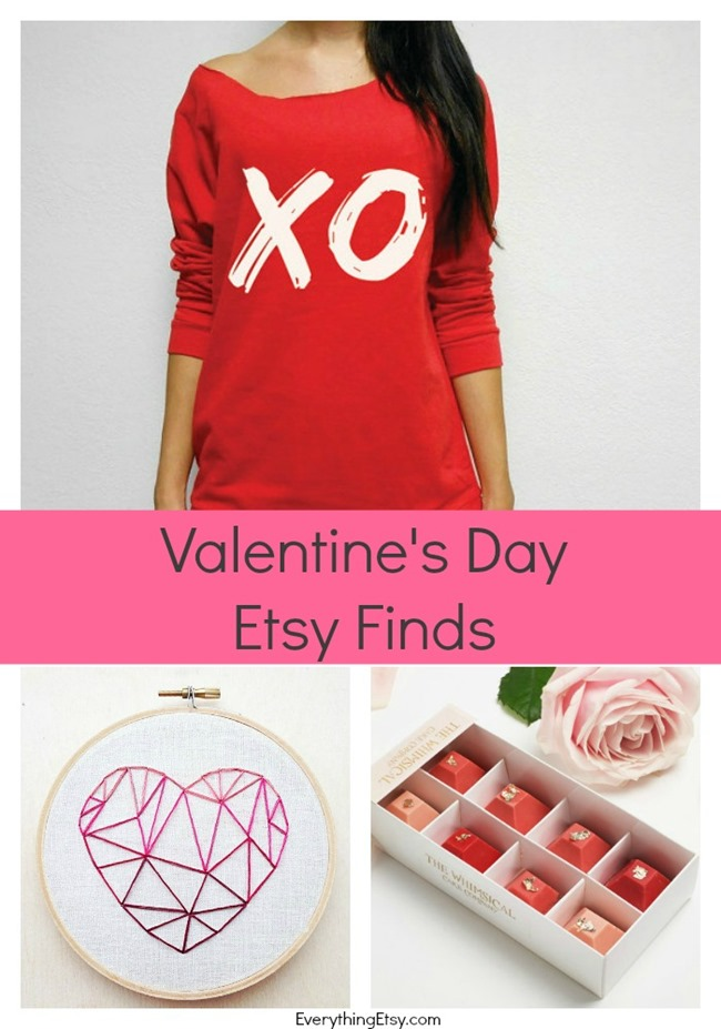 Valentine's Day Etsy Find on EverythingEtsy.com