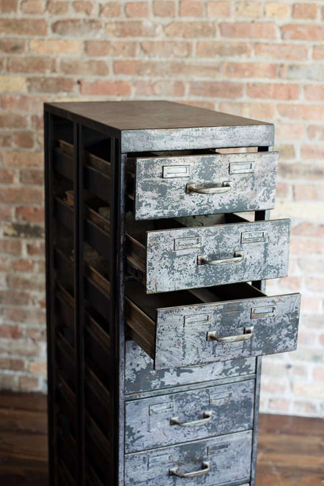 Craft room filing Cabinet on Etsy
