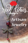 Red Lotus Designs on Etsy