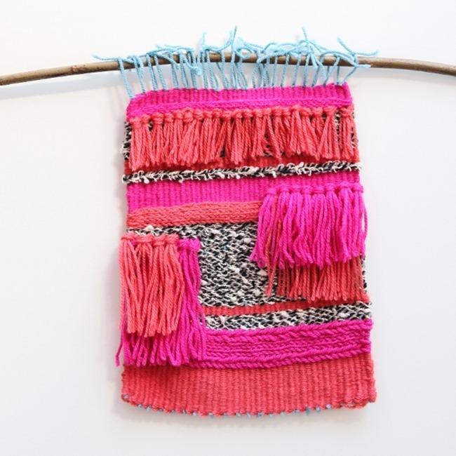 DIY Weaving Project - Frame