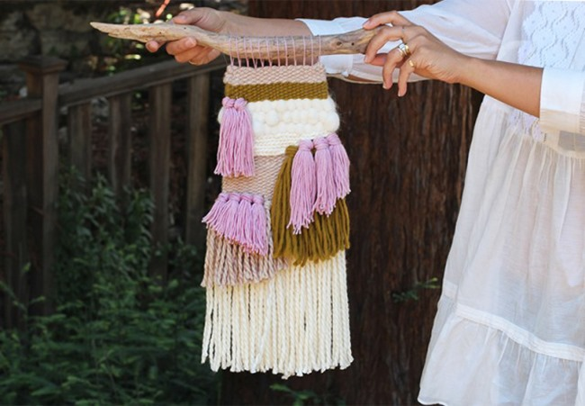 DIY Weaving Projects - Honestly