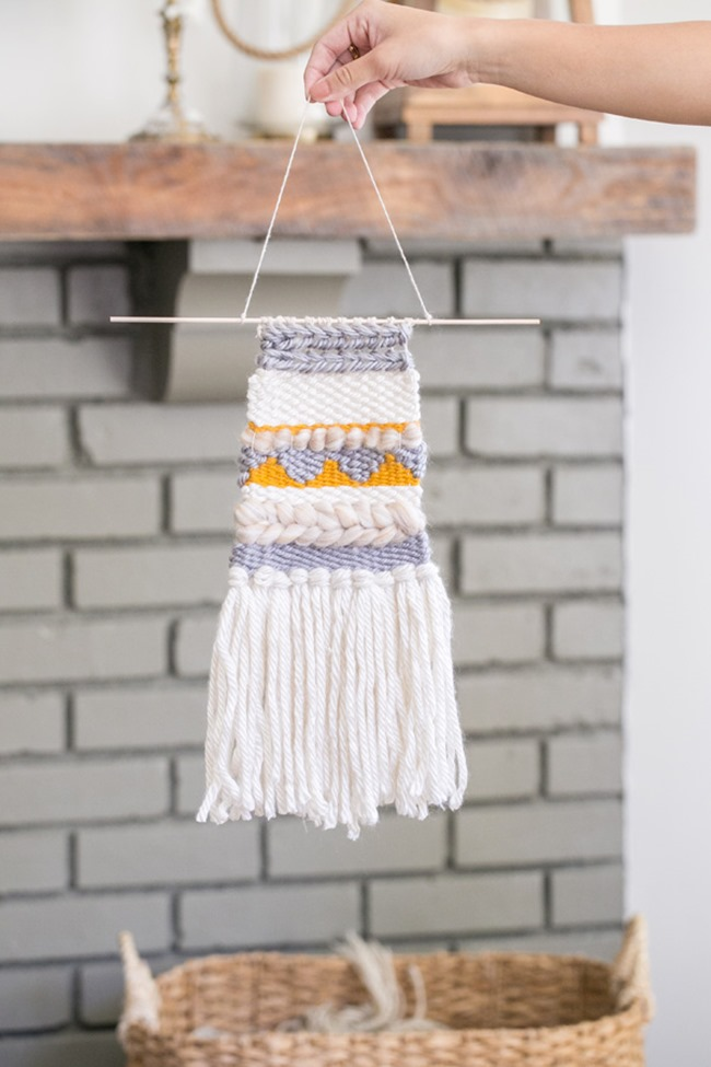 8 Diy Weaving Projects