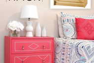 15 IKEA Hacks–Colorful and Chic DIY Ideas