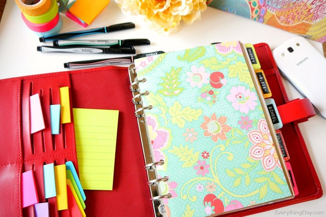 My Filofax Planner - How to pick the right planner for you - EverythingEtsy