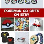 12 Pokemon Go Gift Ideas on Etsy