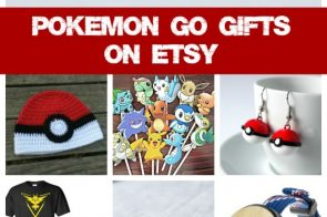 12 Pokemon Go Gift Ideas on Etsy