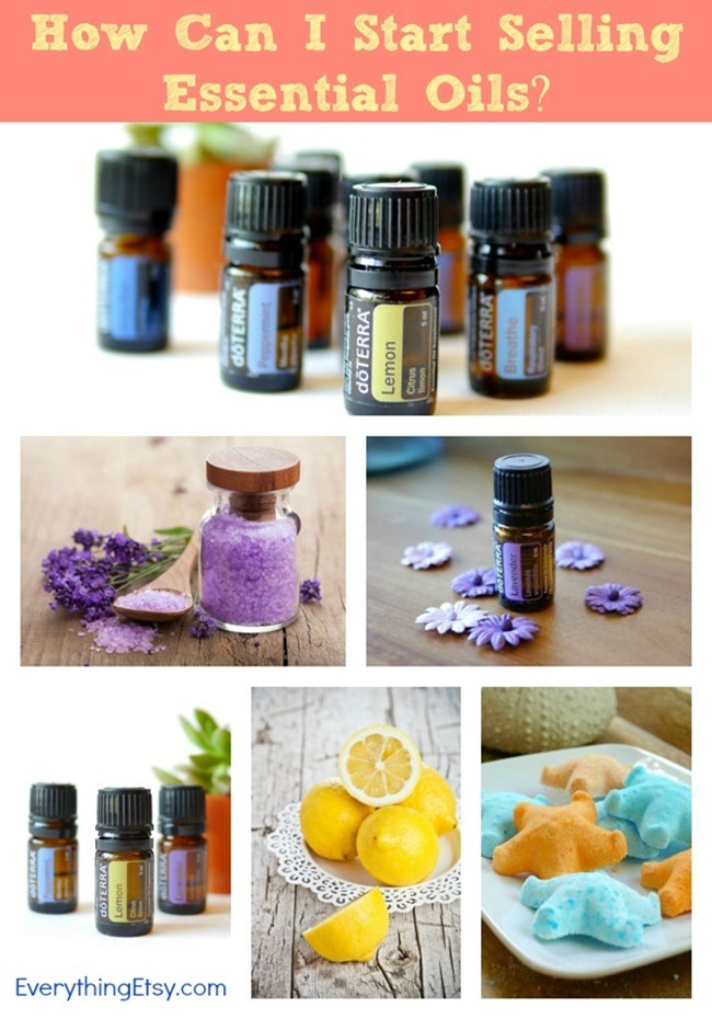 How Can I Start Selling doTERRA Essential Oils
