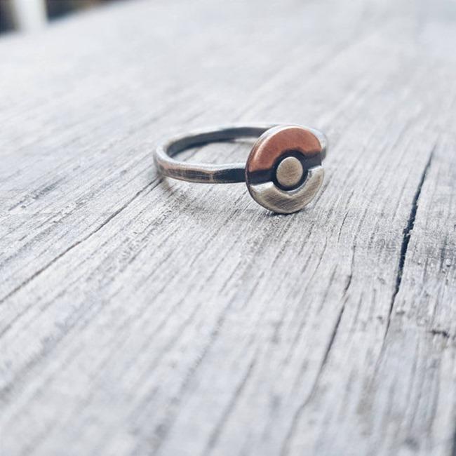 Pokemon Go Gift Ideas - Ring