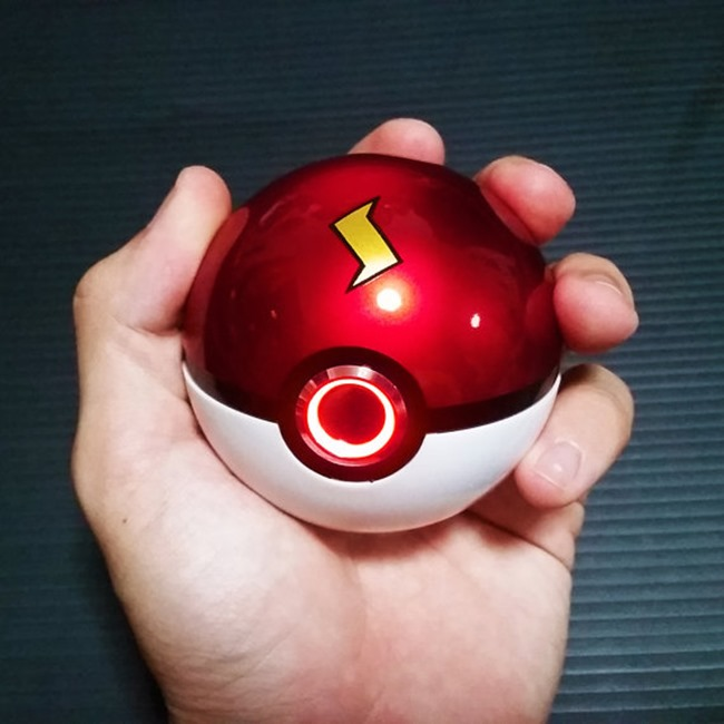 pokemon go gift ideas on Etsy - light up