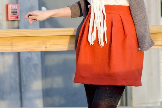 10 Fall Skirt Tutorials {Free Patterns}