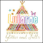 LulaRoe Glitter and Frills Group on Facebook