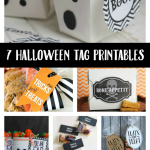 7 Halloween Printables – Sweet Treat Tags
