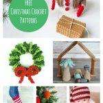 7 Christmas Crochet Patterns–Free Project Ideas!