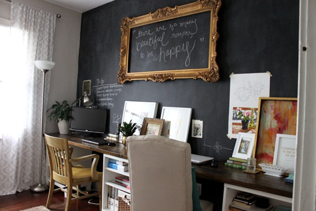 Craft Room Organization & Inspiration - Office