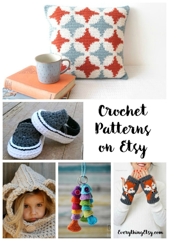 Crochet Patterns on Etsy - EverythingEtsy.com