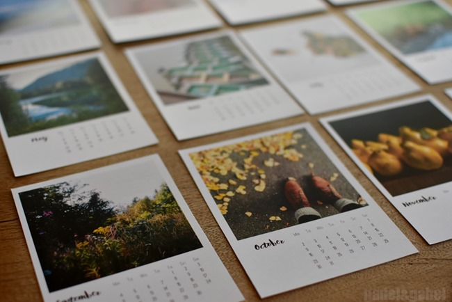 Free 2017 Printable Calendars - Instagram