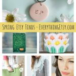 Spring Etsy Finds