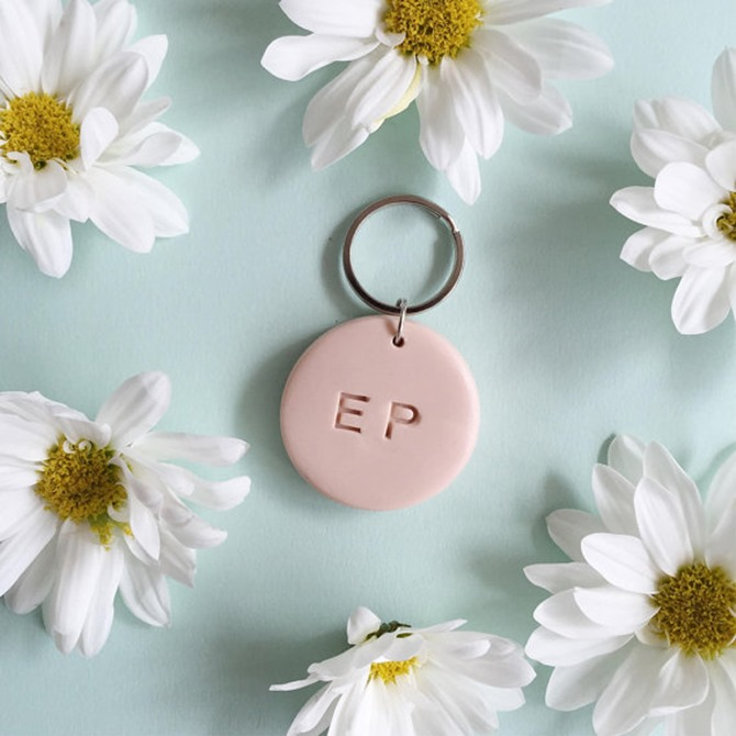 Etsy Spring Finds - Keychain