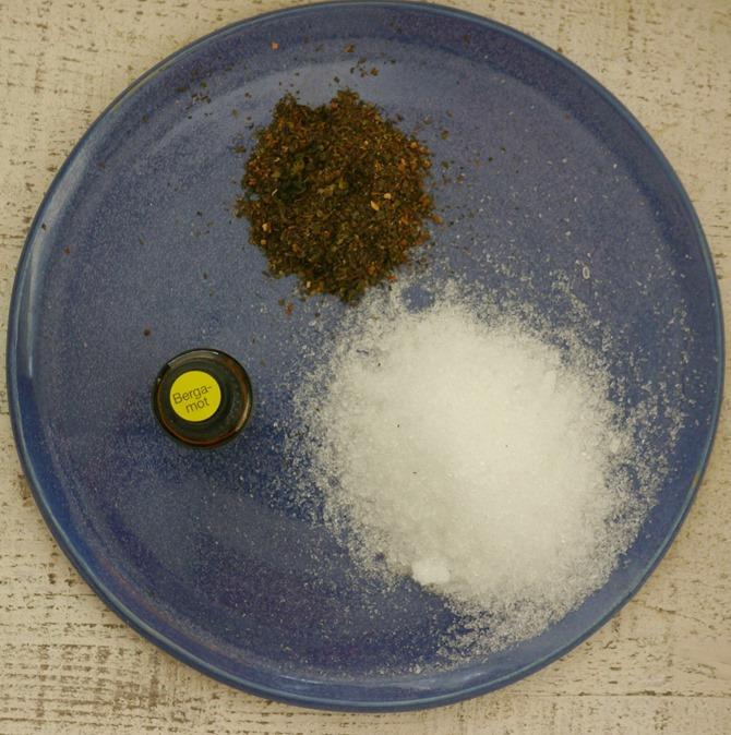DIY Green Tea Supplies