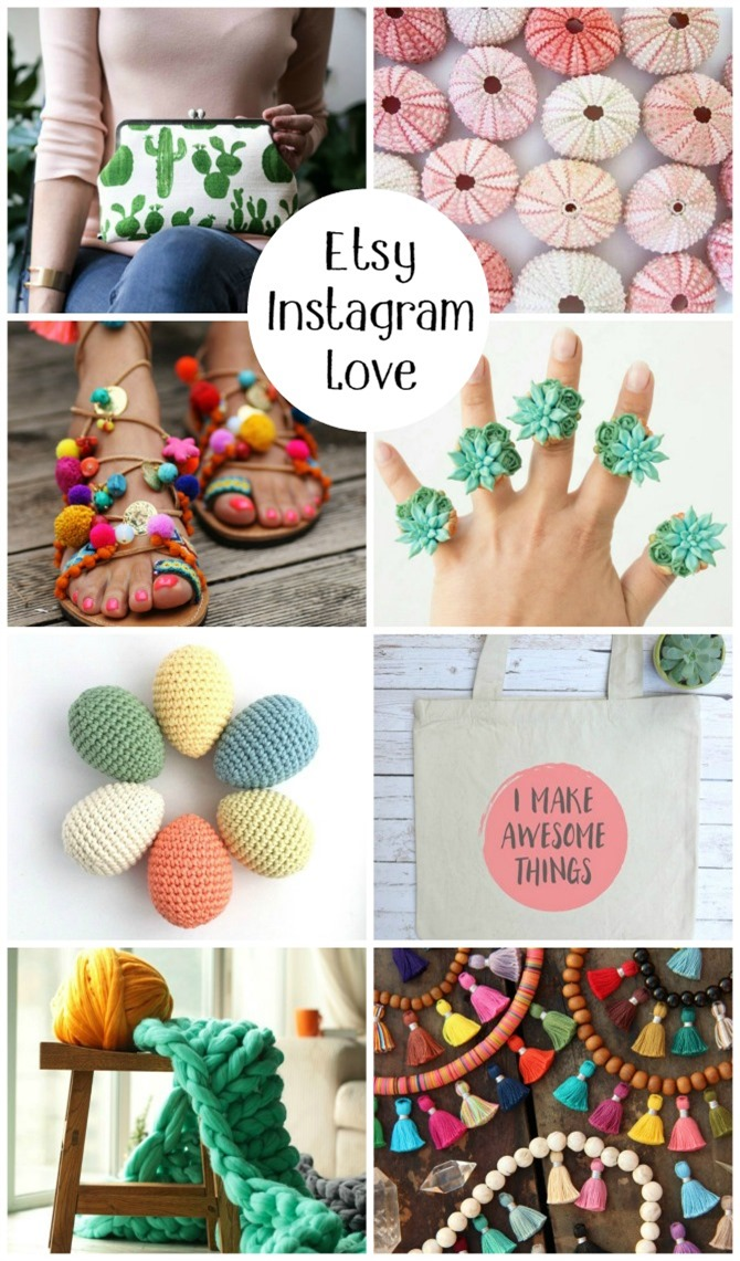Everything Etsy Instagram Love - Get Featured! @EverythingEtsy