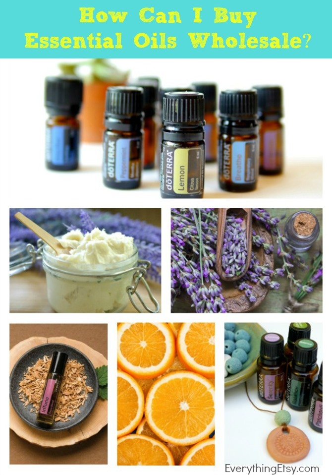 How Can I Start Buying doTERRA Essential Oils Wholesale- EverythingEtsy.com