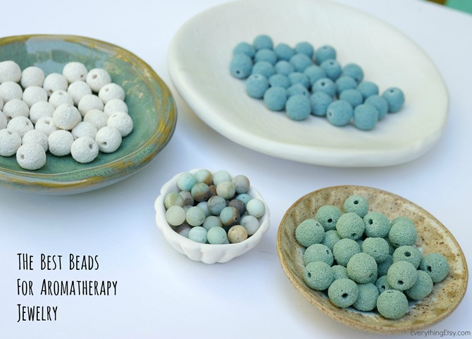 The Best Beads for Aromatherapy Jewelry - EverythingEtsy.com