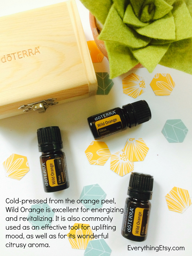Wild Orange doTERRA Essential Oil - Wholesale Prices - EverythingEtsy