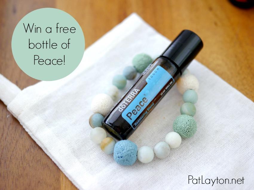 doTERRA Peace Essential Oil Blend - PatLayton.net