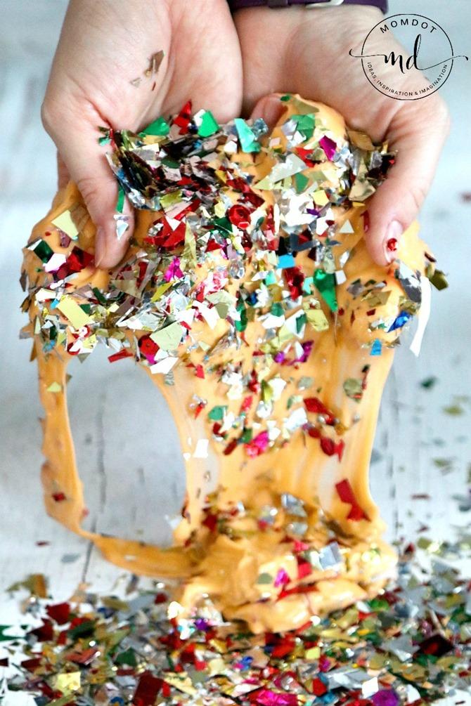 12 DIY Slime Recipes - Confetti Goodness