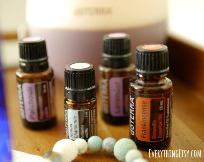 DIY Bliss Essential Oil Blend - EverythingEtsy.com