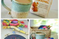 Coffee & Crafts–Take a Break with Folgers Simply Gourmet Coffee