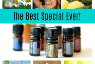 Best doTERRA Essential Oils Special Ever!