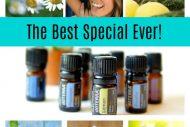 Best doTERRA Essential Oils Special Ever!