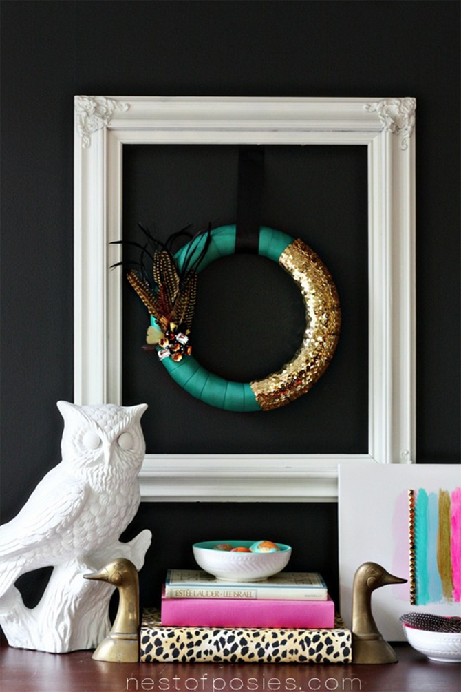 21 Fall Wreath Ideas - Modern - EverythingEtsy