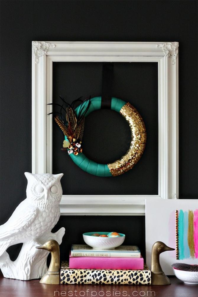 21 Fall Wreath Ideas - Modern - EverythingEtsy