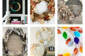 21 Fall Wreath Ideas