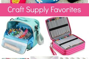 Craft Supply Favorites of the Week