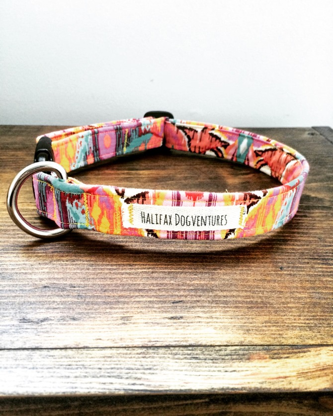 DIY Dog Collar - Sewing Tutorial - 7 DIY Gifts for Dogs
