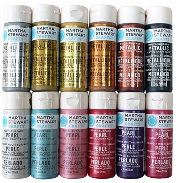 Martha Stewart Craft Paint That Rocks