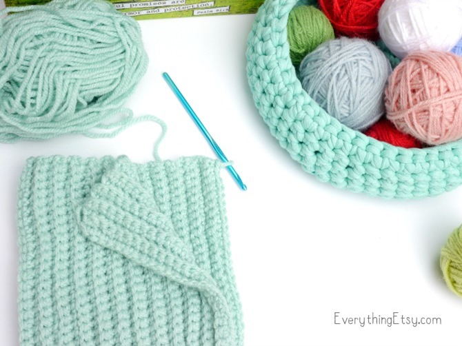 Crochet Hat - Free Pattern - EverythingEtsy.com
