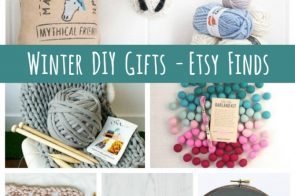 Winter DIY Gifts {Etsy Finds}