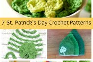 7 St. Patrick's Day Crochet Patterns – Free Designs